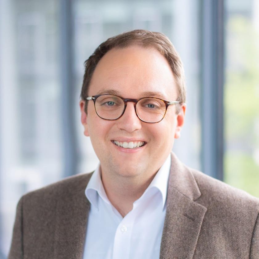 Portrait von Philipp Koerfer, Rechtsanwalt der Wilmesmeyer & Cie. Rechtsanwaltsgesellschaft mbH