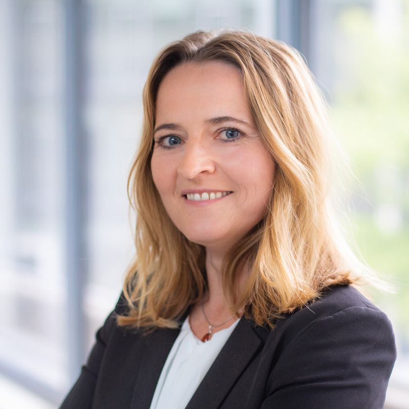 Portrait von Beate von Wnuck, Rechtsfachwirtin bei der Wilmesmeyer & Cie. Rechtsanwaltsgesellschaft mbH