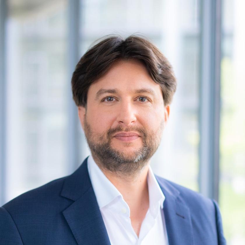 Portrait von Martijn Brands, niederländischer Advocaat der Wilmesmeyer & Cie. Rechtsanwaltsgesellschaft mbH